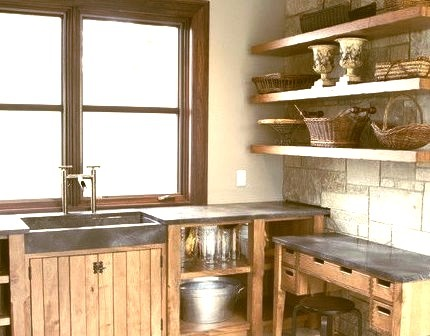 Potting Room